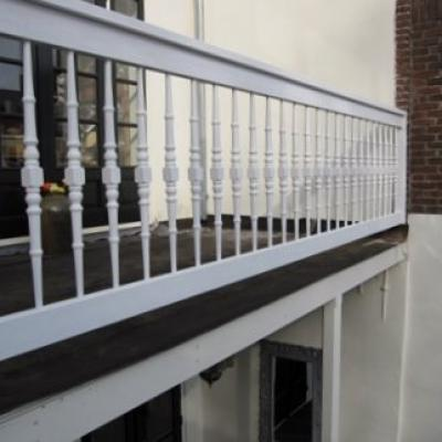 Balustrade Hout Trap 7