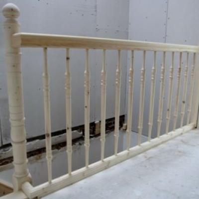 Balustrade Hout Trap 8